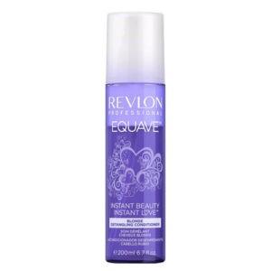 Revlon Equave Blonde Detangling Conditioner Revlon 200 ml