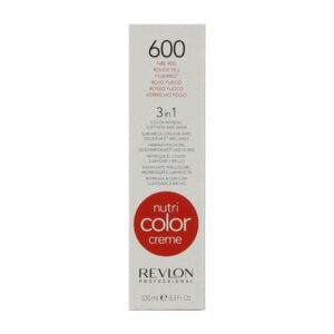 Nutri Color rouge feu 600 -100 ml