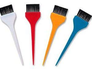 Pinceau coloration GM coloris assortis