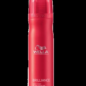 Baume cheveux longs Brilliance Wella 150 ml