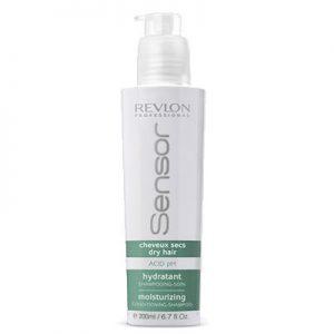 Shampooing Sensor Revlon Cheveux secs 200 ml
