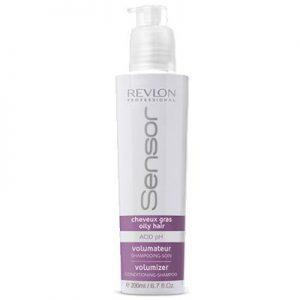 Shampooing Sensor Revlon Cheveux volumateur 200 ml