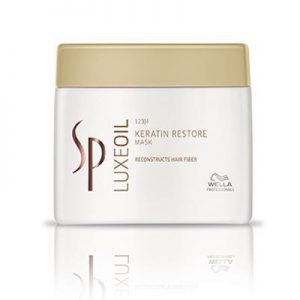 Masque Oil Keratin Restore