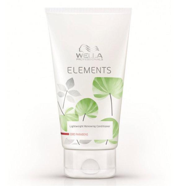 Conditionneur régénèrant Elements Wella 200 ml