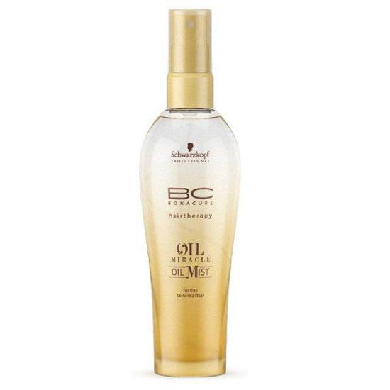 Brume cheveux fins Oil Mist Schwarzkopf 100 ml