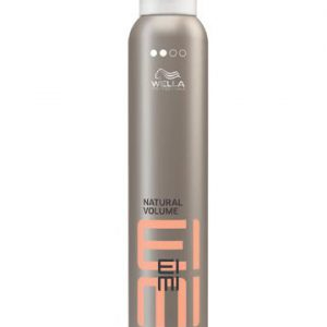 Mousse Naturel Volume Wella 300 ml