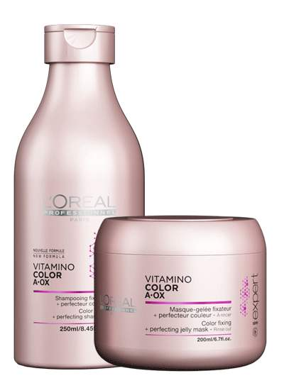Shampooing vitamino color AOX L'Oréal 250 ml
