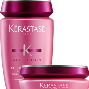 Duo Bain et Masque Chroma Captive Kerastase