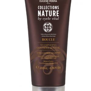 Shampooing contrôle boucle Collections Nature by cycle vital 200 ml