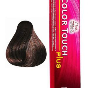 Chatain clair intense naturel cuivré 55/04 Wella