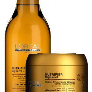 Pack Shampooing Masque Nutrifier L'Oréal