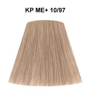 Koleston perfect ME+ 10/97 Blond Très Très Clair Fumé Marron Wella Professionals