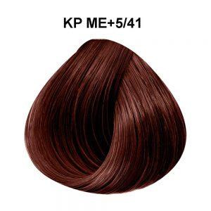 Koleston perfect ME+ 5/41 Chatain Clair Cuivré Cendré Wella Professionals