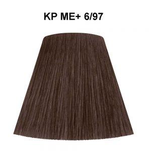 Koleston perfect ME+ 6/97 Blond foncé Fumé Marron Wella Professionals