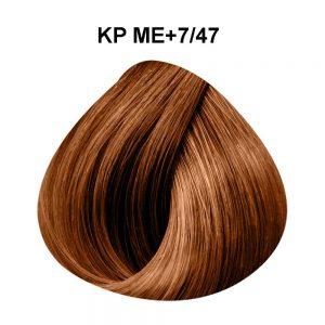 Koleston perfect ME+ 7/47 Blond Cuivré Marron Wella Professionals